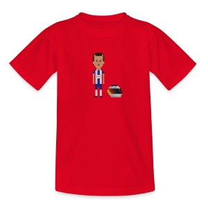 Kids T-Shirt - F1 footballer - Kids' T-Shirt