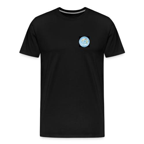 VDIni-Club Hamburg - T-Shirt  Herren - Schwarz - Männer Premium T-Shirt