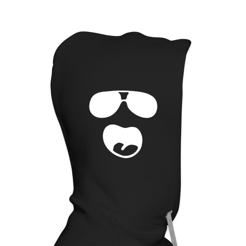 Hooded Black Dave.c like the boss serie no 1 men - Männer Premium Hoodie