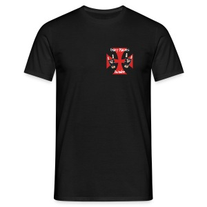 Heavy Masons Sweden T-shirt - T-shirt herr