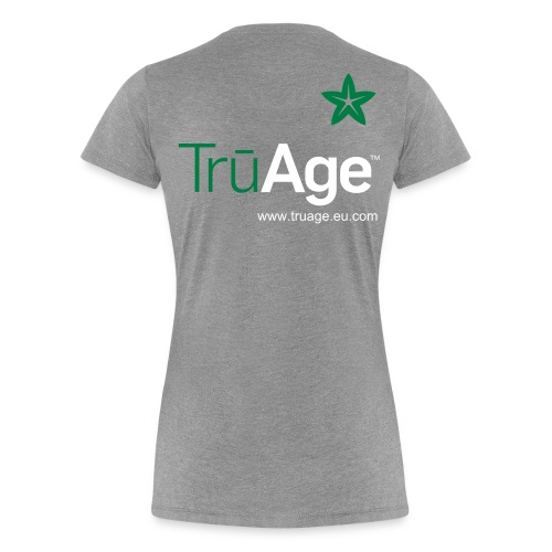 Just TruAge/ID - Frauen Premium T-Shirt