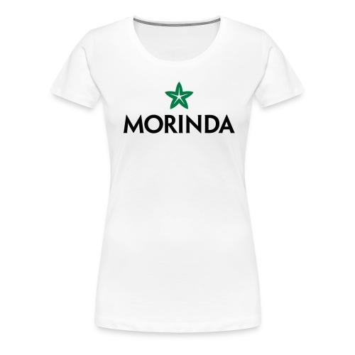 morinda orginal - Frauen Premium T-Shirt