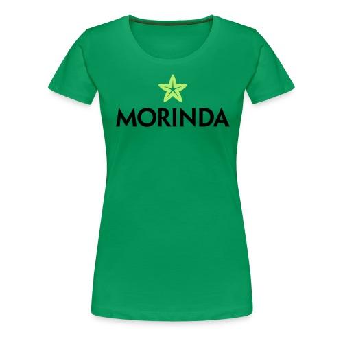 be morinda! - Frauen Premium T-Shirt