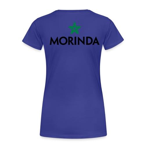 morinda - Frauen Premium T-Shirt