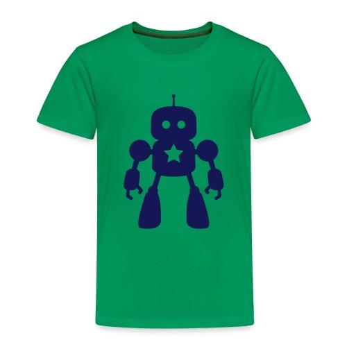 Boys Robot Tshirt - Kids' Premium T-Shirt