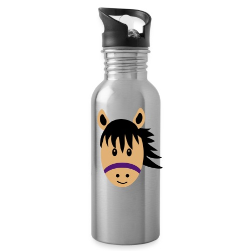 Cute Pony/ Horse Water Bottle - Water Bottle