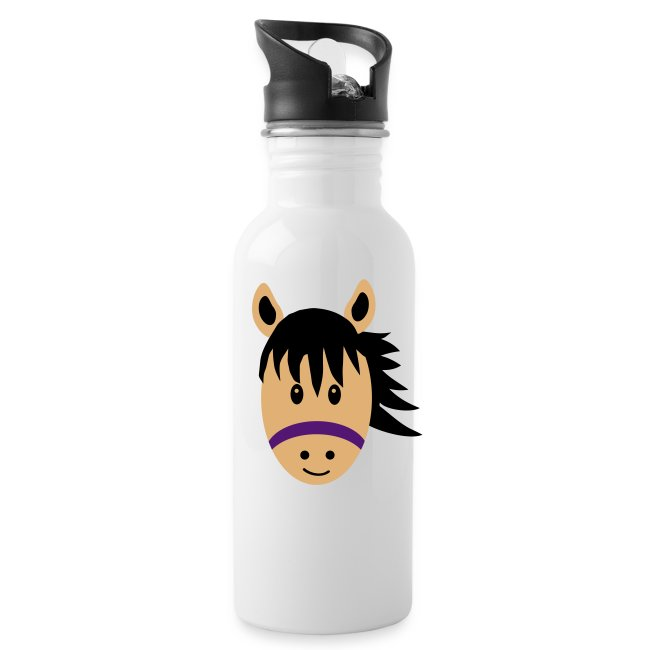 Cute Pony/ Horse Water Bottle