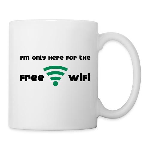 Cheeky Slogan Mug - Mug
