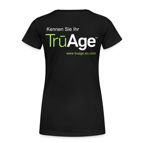 know your numbers/ID - Frauen Premium T-Shirt
