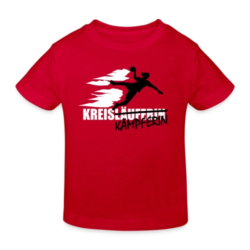 Kreiskämpferin Kind - Kinder Bio-T-Shirt