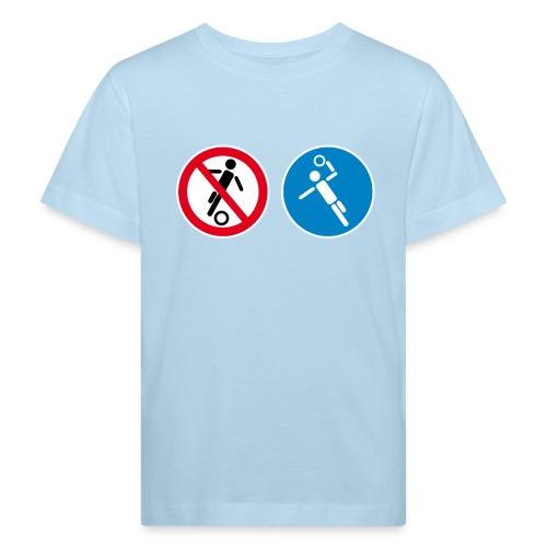 Nur für Handballer Kind - Kinder Bio-T-Shirt