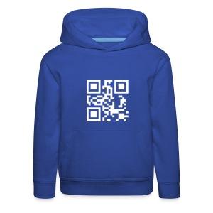 Code Handballer Kinderpulli - Kinder Premium Hoodie