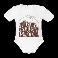 Baby body ~ Rompertje ~ Festivals do me hartje (baby)