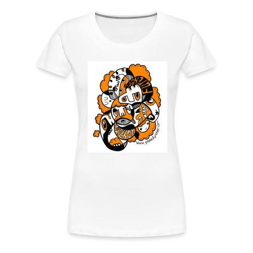 Further Classic Ladies Tee - Women's Premium T-Shirt