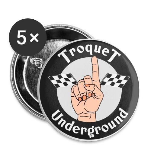 Pour les piches - Badge petit 25 mm