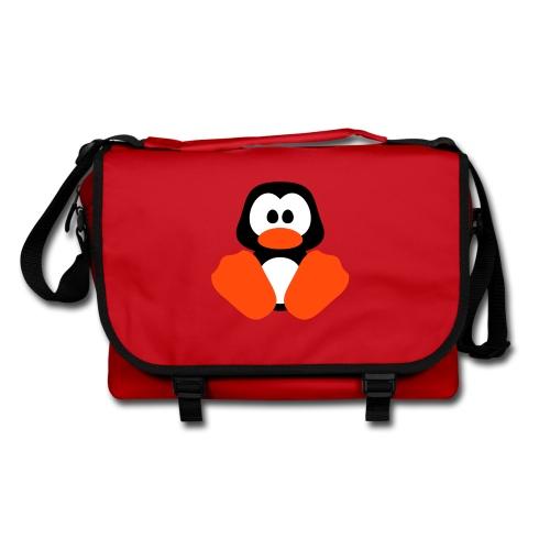 sac à bandoulière motif pingouin  - Sac à bandoulière