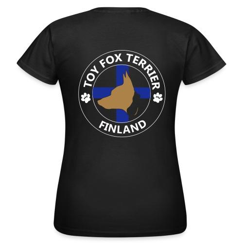 finland_tft_mustapaa - Naisten t-paita