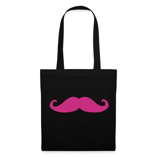 mustache... - Stoffbeutel