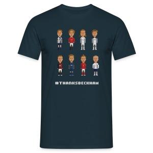 Men T-Shirt - A football career - DB7 - Men's T-Shirt