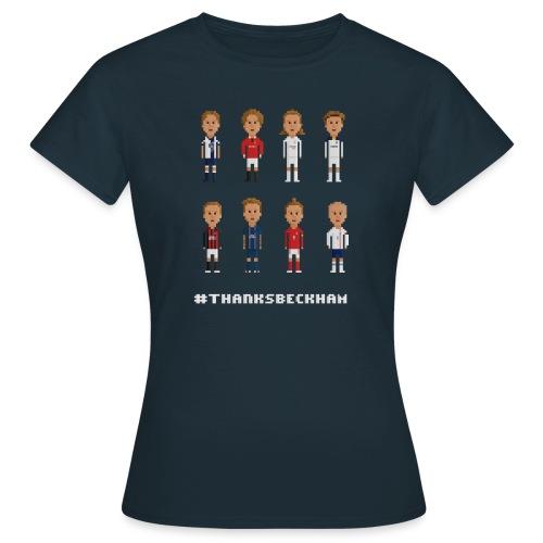 Women T-Shirt - A football career - DB7 - Women's T-Shirt