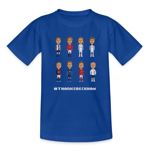 Kids T-Shirt - A football career - DB7 - Kids' T-Shirt