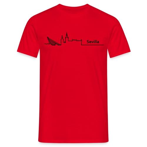 SEVILLA - Männer T-Shirt
