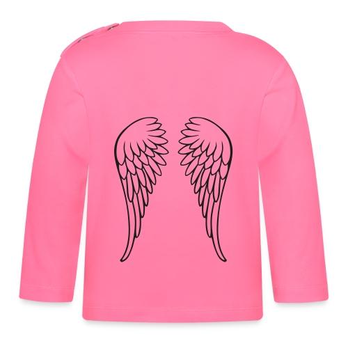 Angelbaby - Baby Langarmshirt