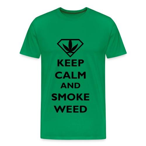 Smoke Weed shirt - Männer Premium T-Shirt