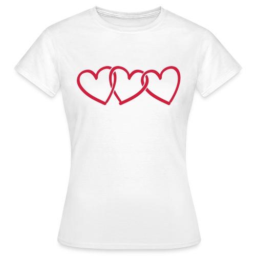 Maglietta accollata da donna! - Maglietta da donna