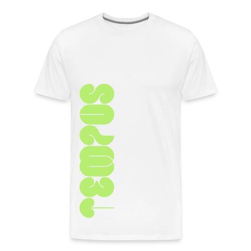 Liquid - Premium T-skjorte for menn