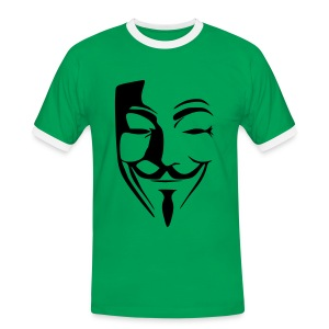 The Mask - T-shirt contrasté Homme