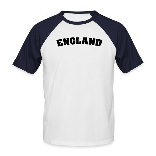 England - Men's Baseball T-Shirt
