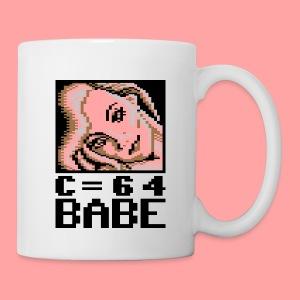 C64 Babe Marlena - Mug