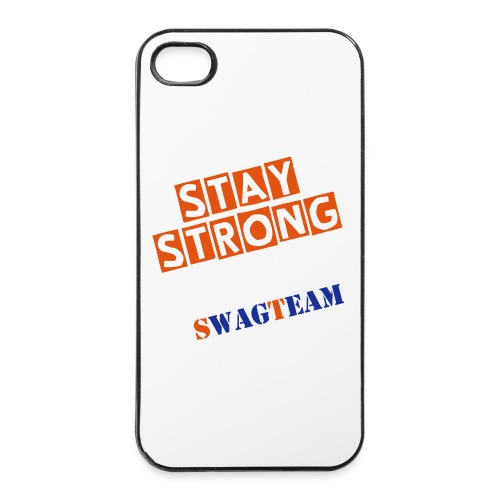 Custodia Iphone 4 / 4S Stay Strong - Custodia rigida per iPhone 4/4s