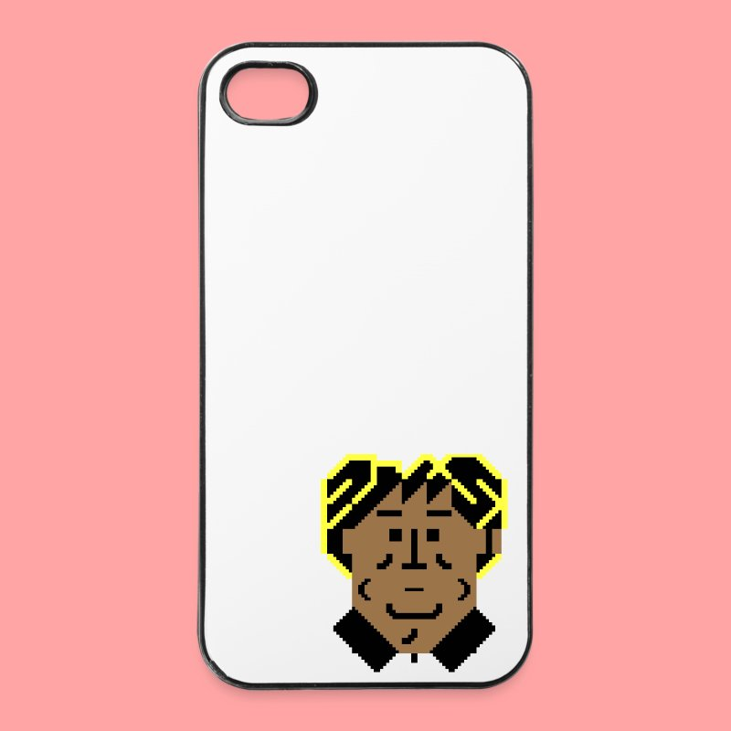 C64 Stroker - iPhone 4/4s Hard Case
