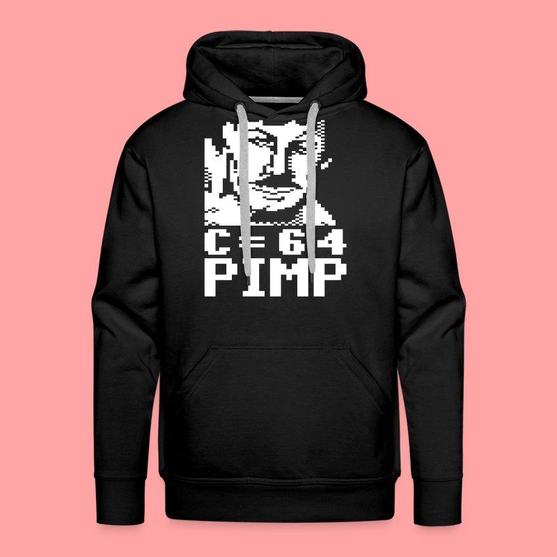 C64 Pimp Tony - Men's Premium Hoodie
