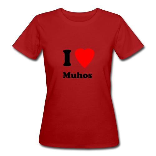 Muhospaita - Naisten luonnonmukainen t-paita