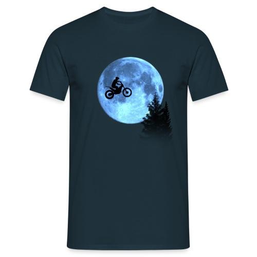 Trial Moon - Männer T-Shirt