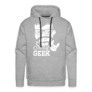 Sweat shirt - Sexy and Geek