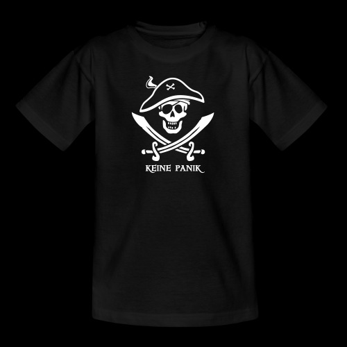 ~ Keine Panik ~ - Kinder T-Shirt
