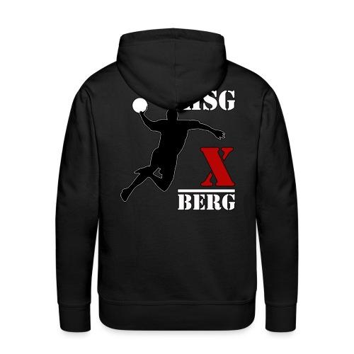 HSG XRot BERG Hoodie - Männer Premium Hoodie