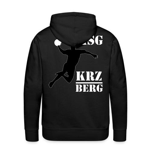 HSG KRZ BERG Hoodie - Männer Premium Hoodie