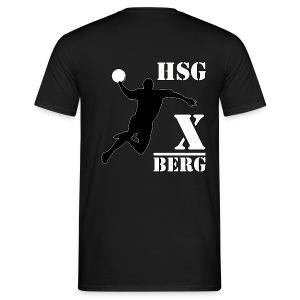 HSG X Berg Shirt - Männer T-Shirt