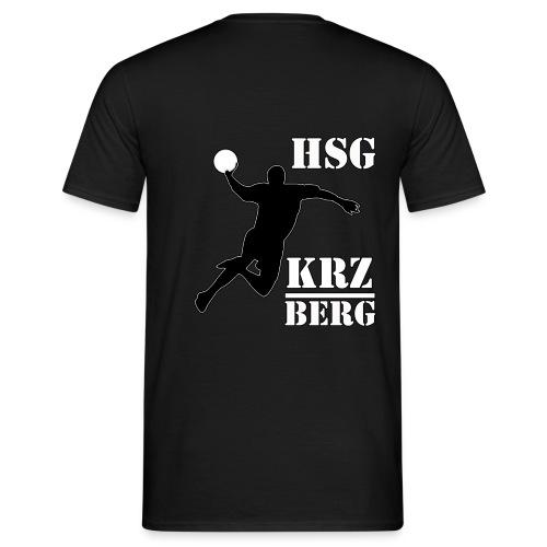 HSG KRZ BRG Shirt - Männer T-Shirt