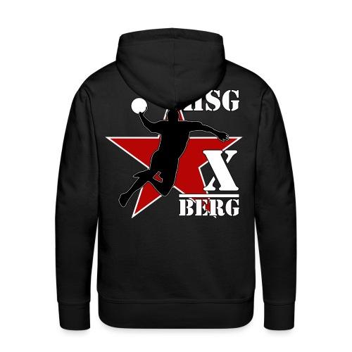 HSG X BERG STAR Hoodie - Männer Premium Hoodie