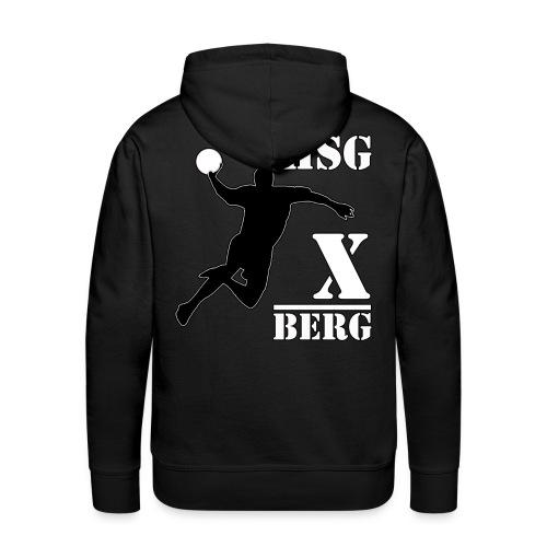 HSG X BERG Hoodie - Männer Premium Hoodie
