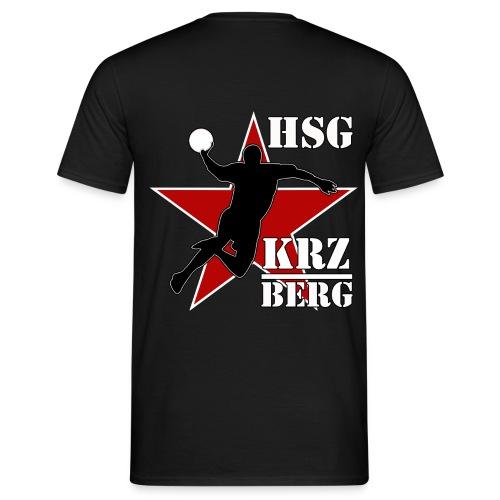 HSG KRZ BERG STAR  Shirt - Männer T-Shirt