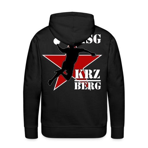 HSG KRZ BERG STAR Hoodie - Männer Premium Hoodie