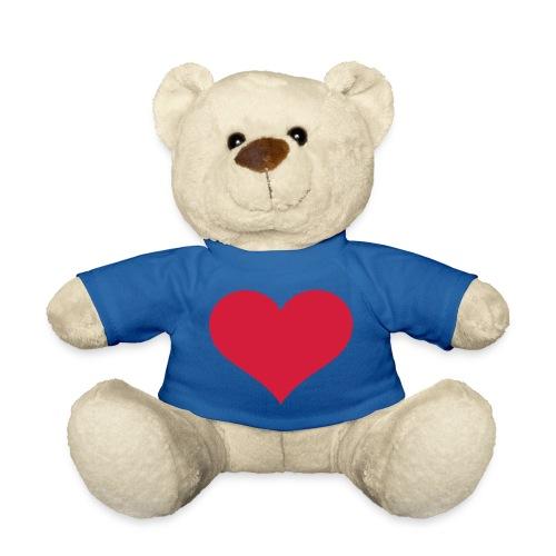 Heart bear - Teddy Bear