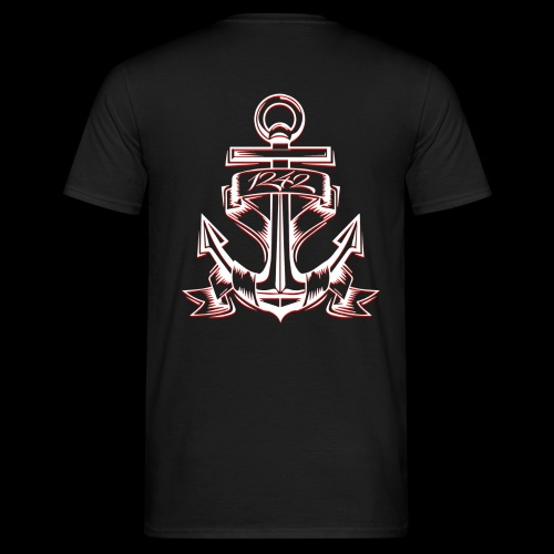 Rückendruck - Männer T-Shirt